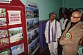 Shri Thangso Baite, MP, Lok Sabha of Manipur visits the DAVP Photo Exhibition during the Bharat Nirman Public Information Campaign, at Khangshim Village, Chandel District, Manipur on October 29, 2013.jpg