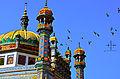 Shrine of Sachal Sarmast when colours fly like birds.jpg