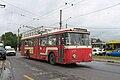 Sibiu ex-Biel FBW trolleybus 231.jpg