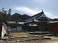 Side view of Hondo of Daiganji Temple on Itsukushima Island.jpg