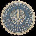 Siegelmarke Bürgermeister-Amt Sohren zu Büchenbeuern W0333306.jpg