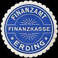 Siegelmarke Finanzamt Erding - Finanzkasse W0226182.jpg
