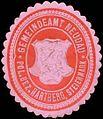 Siegelmarke Gemeindeamt Neudau pol. Bezirk Hartberg, Steiermark W0319654.jpg
