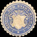 Siegelmarke Siegel der Stadt Buckau W0217491.jpg