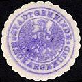 Siegelmarke Stadtgemeinde - Neckargemünd W0229200.jpg