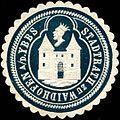 Siegelmarke Stadtrath zu Waidhofen an der Ybbs W0314459.jpg
