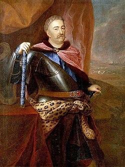 Siemiginowski John III Sobieski with a baton.jpg