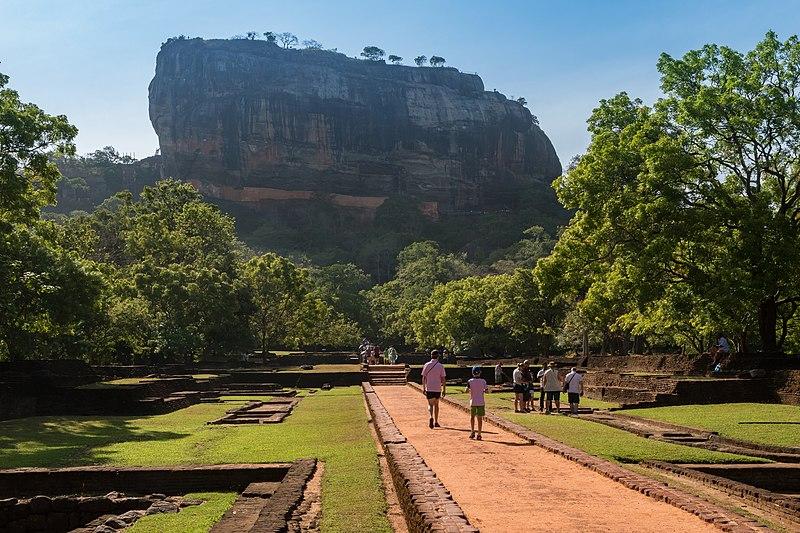 File:Sigiriya Sri Lanka (30073766295).jpg