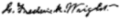 Signature of George Frederick Wright (1838–1921).png