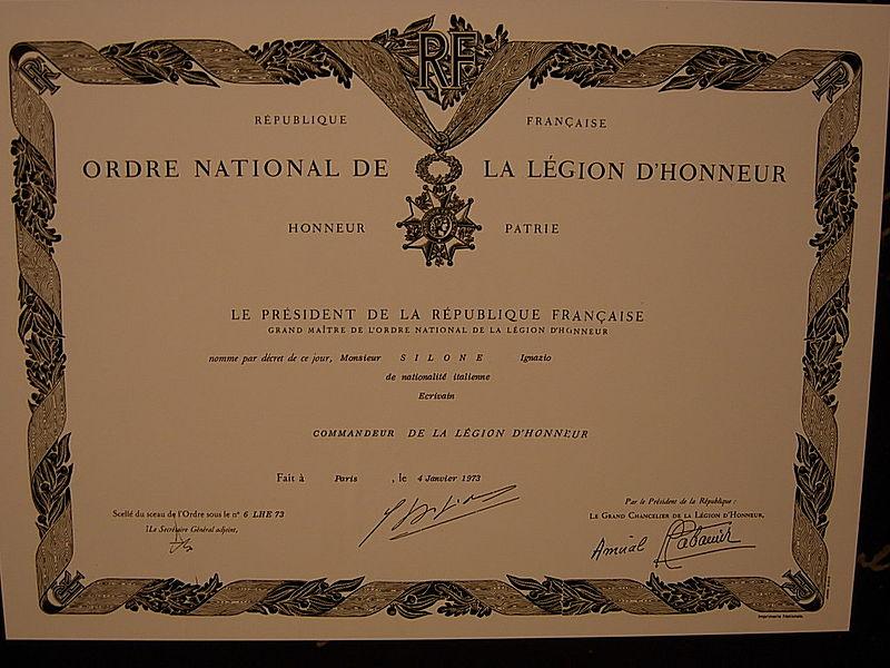 File:Silone legione d'onore.JPG