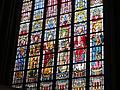 Sint-Salvatorskathedraal (Brugge) glasraam.JPG