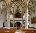 Sipbachzell Pfarrkirche hl Margareta Orgelempore-0526.jpg