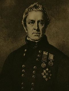 Sir George Pollock, 1st Baronet British Indian Army officer