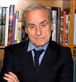 Harold Evans - Evans in New York City, November 2009