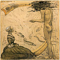 Sjoekungen 2 by John Bauer 1911.jpg