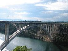 220px Skradinski most