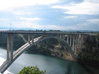 A1 (Croatia) - Krka Bridge