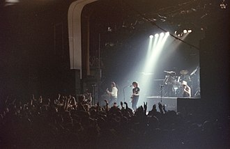 Till Deaf Do Us Part - Slade performing at Sophia Gardens, Cardiff in December 1981, a month after the album's release.