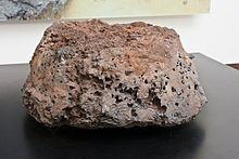 Slag from iron ore melting.jpg