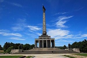 Slavin memorial, Bratislava