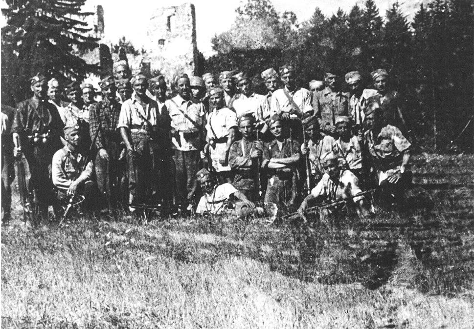 Slovenski četniki