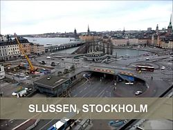 Fil:Slussen december 2014 video.webm