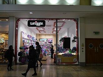 Smiggle - Smiggle, Southside Wandsworth, London, England (2016)