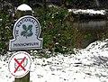 Snow at Minnowburn - geograph.org.uk - 1148740.jpg