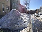Snowplows bury cars after blizzard of 2015 2.JPG