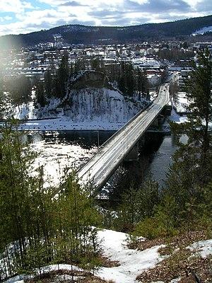 Sollefteå - Image: Sollefteå1