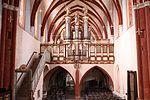 Solms - Kloster Altenberg - ev Kirche - Kirche - Innenraum 1.JPG