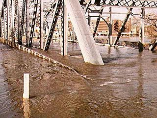 1997 Red River flood Major flood on the Red River of the North