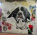 Sottopassaggio delle cure (giugno 2013) graffiti 22.JPG