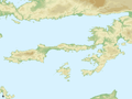South Caria location map.png