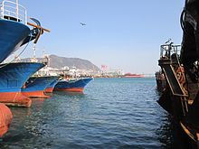 South Korea Busan harbour.jpg