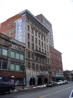 South Salina Street Downtown Historic District - Wilson Building