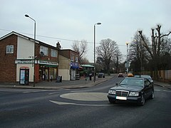 Southborough Lane, Southborough, Bromley - geograph.org.uk - 1115587.jpg