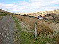 Southern Upland Way at Duntercleuch - geograph.org.uk - 158412.jpg