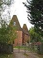 Southernden Oast, Southernden Road, Headcorn, Kent - geograph.org.uk - 570594.jpg