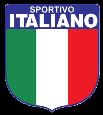 Sportivo Italiano - Image: Sp italiano logo