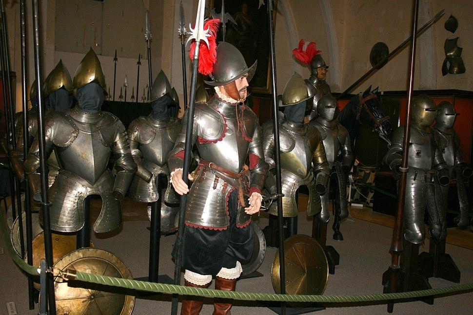 Spanish conquistador style armour 03
