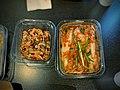 Spicy squid strips, kimchi.jpg