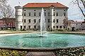Spittal Schloss Porcia West-Ansicht Parkseite 20042015 2437.jpg