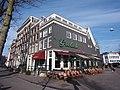 Spui hoek Singel, De Brabantse Aap foto 1.JPG