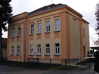 Joint Council of Municipalities - High School Dalj