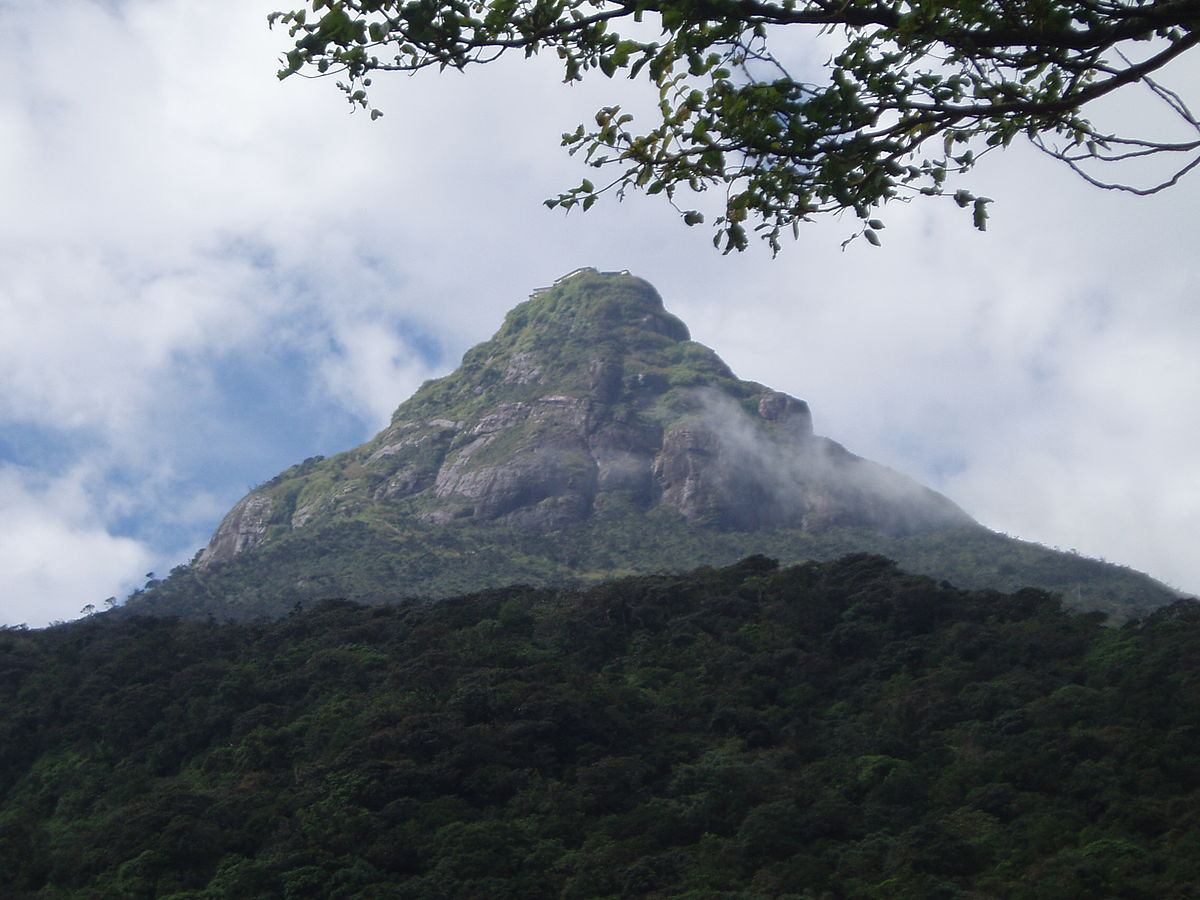 Adam's Peak - Wikipedia