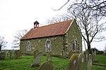 St.Andrew's church, Hannah-cum-Hagnaby, Lincs. - geograph.org.uk - 108130
