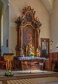 St. Andreas - Neudingen - Right side altar.jpg