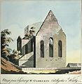 St. Clemens medieval church ruin in Visby, Gotland, Sweden (26387860535).jpg