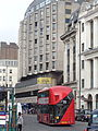 St. Giles Hotel and Tottenham Court Road, London (25th September 2014) 001.jpg
